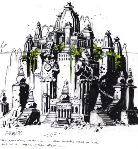 Mignola_Atlantis_Design