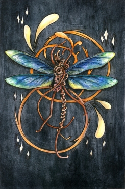 Dragonfly Wings