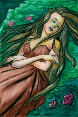 Garden Ophelia
