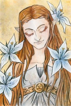 The Silent Princess