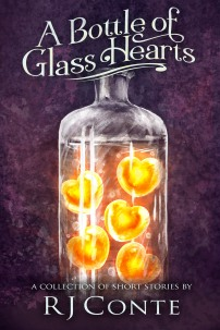 A Bottle of Glass Hearts