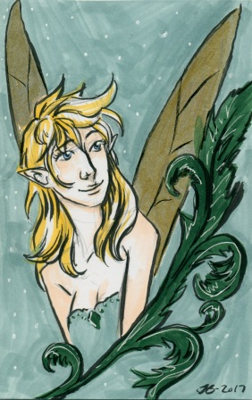 The Herb Faerie